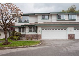 "Photo 2: 72 34250 HAZELWOOD Avenue in Abbotsford: Abbotsford East Townhouse for sale in ""Still Creek"" : MLS®# R2361846"