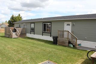 Photo 1: 5009 55 Street: Elk Point Manufactured Home for sale : MLS®# E4157533