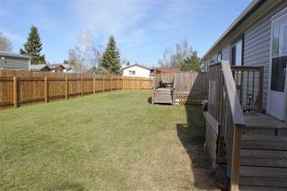 Photo 22: 5009 55 Street: Elk Point Manufactured Home for sale : MLS®# E4157533