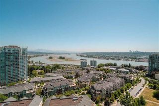 "Photo 1: 1803 280 ROSS Drive in New Westminster: Fraserview NW Condo for sale in ""THE CARLYLE"" : MLS®# R2376749"
