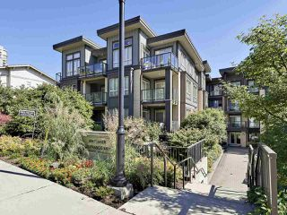 "Main Photo: 112 225 FRANCIS Way in New Westminster: Fraserview NW Condo for sale in ""WHITTAKER"" : MLS®# R2379463"