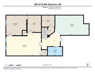 Photo 30: 3207 47 Street in Edmonton: Zone 29 House for sale : MLS®# E4163307