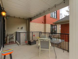 Photo 21: 102 9803 96A Street in Edmonton: Zone 18 Condo for sale : MLS®# E4168086