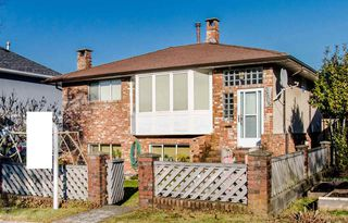 Main Photo: 3505 WORTHINGTON Drive in Vancouver: Renfrew Heights House for sale (Vancouver East)  : MLS®# R2421124