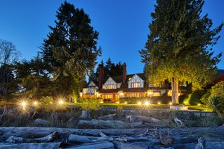 Photo 23: Prestige Landmark Waterfront Estate in West Vancouver: House for sale