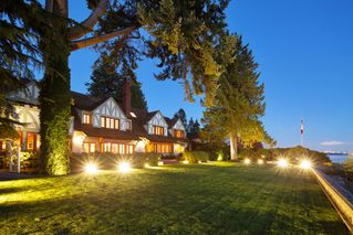 Photo 22: Prestige Landmark Waterfront Estate in West Vancouver: House for sale
