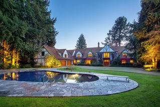 Photo 2: Prestige Landmark Waterfront Estate in West Vancouver: House for sale