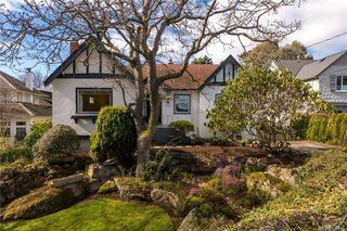 Photo 2: 296 King George Terr in Oak Bay: OB Gonzales Single Family Detached for sale : MLS®# 836611