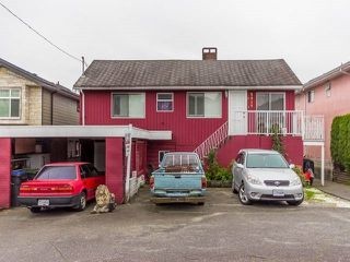 Photo 1: 2218 DUBLIN Street in New Westminster: Connaught Heights House for sale : MLS®# R2481906
