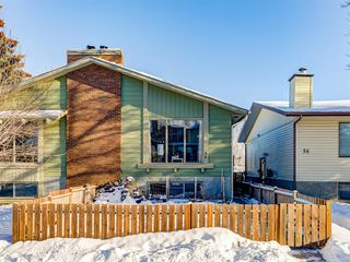 Main Photo: 58 Berwick Rise NW in Calgary: Beddington Heights Semi Detached for sale : MLS®# A1056361
