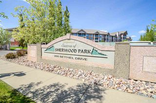 Photo 26: 408 200 Bethel Drive: Sherwood Park Condo for sale : MLS®# E4224702