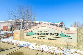 Photo 2: 408 200 Bethel Drive: Sherwood Park Condo for sale : MLS®# E4224702