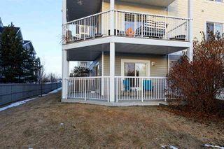 Main Photo: 101 2208 44 Avenue NW in Edmonton: Zone 30 Condo for sale : MLS®# E4225080