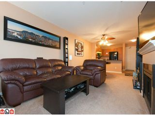 "Photo 2: 240 27358 32ND Avenue in Langley: Aldergrove Langley Condo for sale in ""WILLOWCREEK PHASE 4"" : MLS®# F1104226"