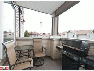 """Photo 4: 240 27358 32ND Avenue in Langley: Aldergrove Langley Condo for sale in """"WILLOWCREEK PHASE 4"""" : MLS®# F1104226"""