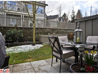 "Photo 8: 109 15152 62A Avenue in Surrey: Sullivan Station Townhouse for sale in ""UPLANDS"" : MLS®# F1105019"