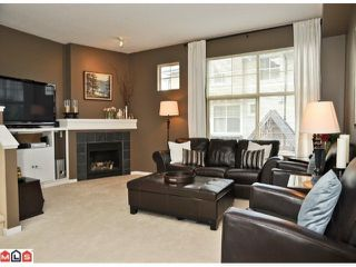 "Photo 2: 109 15152 62A Avenue in Surrey: Sullivan Station Townhouse for sale in ""UPLANDS"" : MLS®# F1105019"