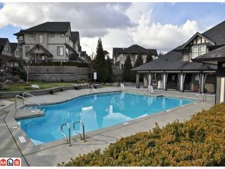 "Photo 10: 109 15152 62A Avenue in Surrey: Sullivan Station Townhouse for sale in ""UPLANDS"" : MLS®# F1105019"