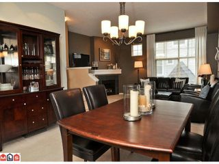 "Photo 3: 109 15152 62A Avenue in Surrey: Sullivan Station Townhouse for sale in ""UPLANDS"" : MLS®# F1105019"
