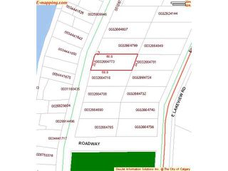 Photo 2: 976 EAST CHESTERMERE Drive: Chestermere Vacant Lot for sale : MLS®# C3473690