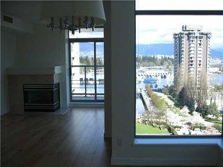 "Photo 9: 903 1710 BAYSHORE Drive in Vancouver: Coal Harbour Condo for sale in ""BAYSHORE GARDENS"" (Vancouver West)  : MLS®# V926161"