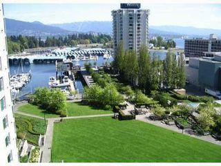 "Photo 1: 903 1710 BAYSHORE Drive in Vancouver: Coal Harbour Condo for sale in ""BAYSHORE GARDENS"" (Vancouver West)  : MLS®# V926161"