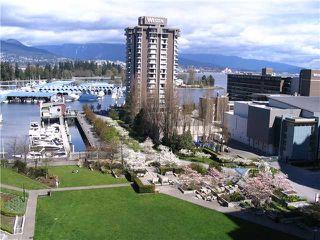 "Photo 2: 903 1710 BAYSHORE Drive in Vancouver: Coal Harbour Condo for sale in ""BAYSHORE GARDENS"" (Vancouver West)  : MLS®# V926161"