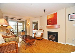 "Photo 2: 207 108 W ESPLANADE Avenue in North Vancouver: Lower Lonsdale Condo for sale in ""Tradewinds"" : MLS®# V976734"