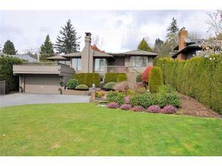 Photo 1: 3165 49TH Ave in Vancouver West: Southlands Home for sale ()  : MLS®# V821316
