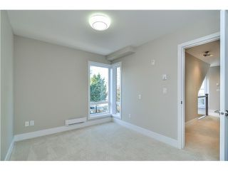 "Photo 12: 1806 E PENDER Street in Vancouver: Hastings Townhouse for sale in ""AZALEA HOMES"" (Vancouver East)  : MLS®# V1051665"