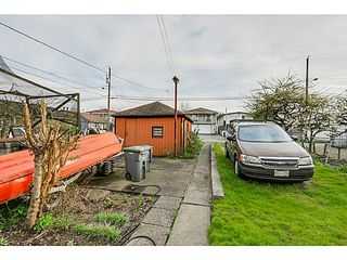 "Photo 8: 1288 E 26TH Avenue in Vancouver: Knight House for sale in ""CEDAR COTTAGE"" (Vancouver East)  : MLS®# V1114314"