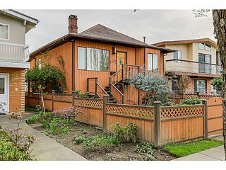 "Photo 3: 1288 E 26TH Avenue in Vancouver: Knight House for sale in ""CEDAR COTTAGE"" (Vancouver East)  : MLS®# V1114314"