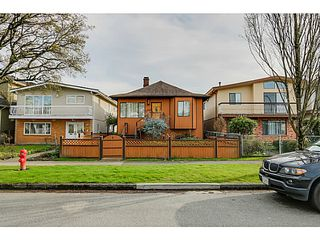 "Photo 1: 1288 E 26TH Avenue in Vancouver: Knight House for sale in ""CEDAR COTTAGE"" (Vancouver East)  : MLS®# V1114314"