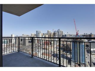 Photo 25: 2805 1111 10 Street SW in Calgary: Connaught Condo for sale : MLS®# C4004682