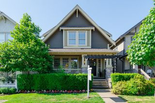 "Photo 1: 23032 BILLY BROWN Road in Langley: Fort Langley House for sale in ""Bedford Landing"" : MLS®# F1444333"