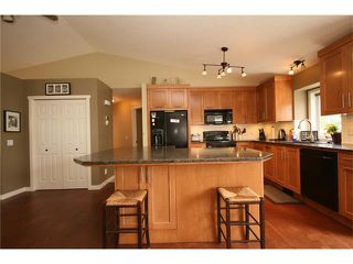 Photo 10: 34 West Hall Place: Cochrane House for sale : MLS®# C4026623