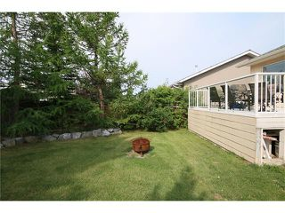 Photo 27: 34 West Hall Place: Cochrane House for sale : MLS®# C4026623