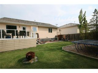 Photo 2: 34 West Hall Place: Cochrane House for sale : MLS®# C4026623