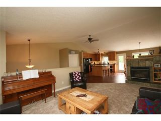 Photo 6: 34 West Hall Place: Cochrane House for sale : MLS®# C4026623