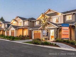 Photo 2: 156 1720 Dufferin Cres in NANAIMO: Na Central Nanaimo Row/Townhouse for sale (Nanaimo)  : MLS®# 716495
