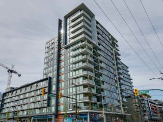 "Photo 1: 221 1783 MANITOBA Street in Vancouver: False Creek Condo for sale in ""Residences at West"" (Vancouver West)  : MLS®# R2055907"