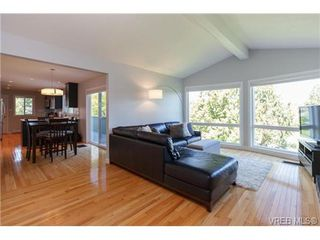 Photo 4: 4261 Thornhill Cres in VICTORIA: SE Lambrick Park House for sale (Saanich East)  : MLS®# 728863