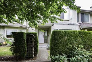 """Photo 1: 23 8291 GENERAL CURRIE Road in Richmond: Brighouse South Townhouse for sale in """"THE GARDENS"""" : MLS®# R2072332"""