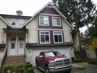 "Photo 1: 6 46608 YALE Road in Chilliwack: Chilliwack E Young-Yale Townhouse for sale in ""THORNBERRY LANE"" : MLS®# R2114763"