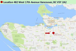Photo 19: 482 W 17TH Avenue in Vancouver: Cambie House for sale (Vancouver West)  : MLS®# R2134935