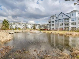 "Photo 1: 128 5800 ANDREWS Road in Richmond: Steveston South Condo for sale in ""THE VILLAS"" : MLS®# R2142147"