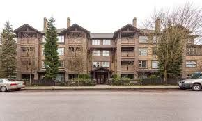 "Main Photo: 207 625 PARK Crescent in New Westminster: GlenBrooke North Condo for sale in ""WESTHAVEN"" : MLS®# R2147973"