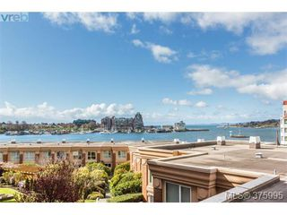 Photo 3: 304 75 Songhees Rd in VICTORIA: VW Songhees Condo for sale (Victoria West)  : MLS®# 754725