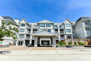 "Photo 1: 308 3122 ST JOHNS Street in Port Moody: Port Moody Centre Condo for sale in ""Sonrisa"" : MLS®# R2168807"