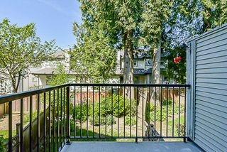 "Photo 17: 21 8155 164TH Street in Surrey: Fleetwood Tynehead Townhouse for sale in ""Sequoia Ridge"" : MLS®# R2171981"